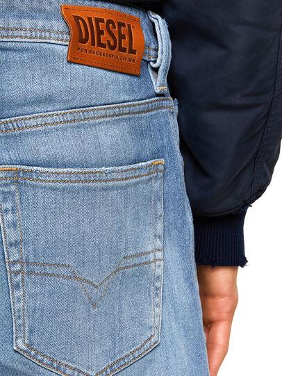 Diesel - Larkee 009NF, Light Blue - Jeans - Image 3