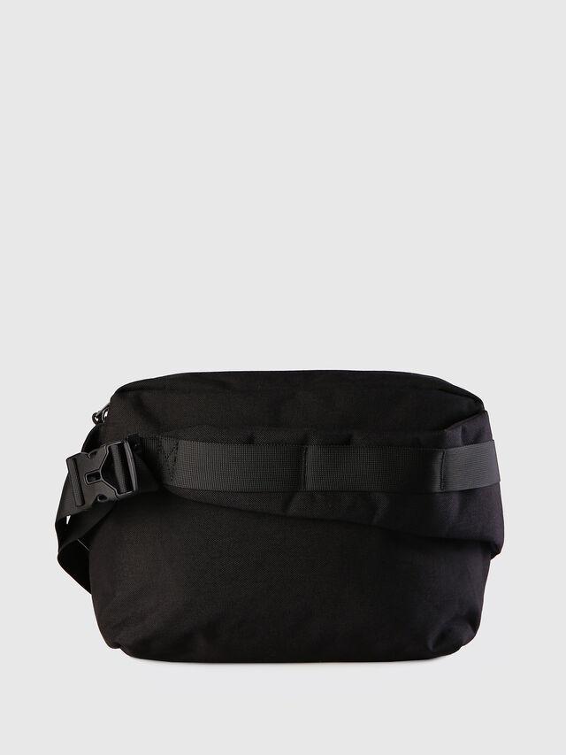 Diesel - F-URBHANITY CROSSBOD, Black - Backpacks - Image 3