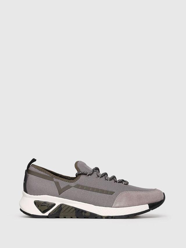 Diesel - S-KBY, Grey - Sneakers - Image 1