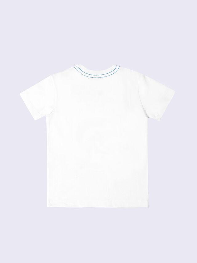 TRUEB-R, White