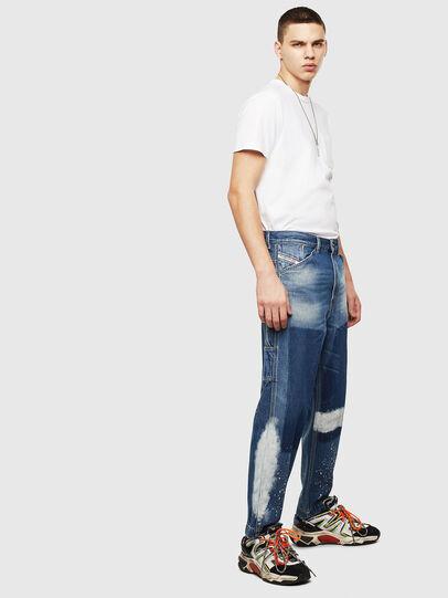 Diesel - D-Franky 009CB, Medium blue - Jeans - Image 4