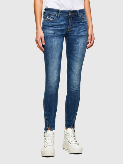 Diesel - D-Jevel 009PK, Medium blue - Jeans - Image 1
