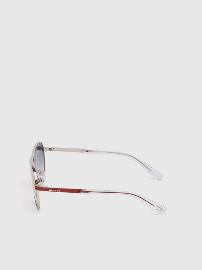 Diesel - DL0261, Red - Sunglasses - Image 3