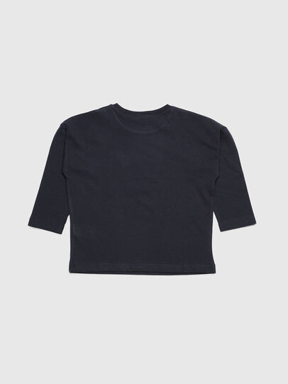 Diesel - TAIZAB-R, Dark Blue - T-shirts and Tops - Image 2