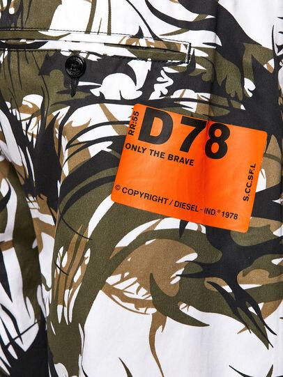 Diesel - P-TRIBE, White/Green - Pants - Image 4