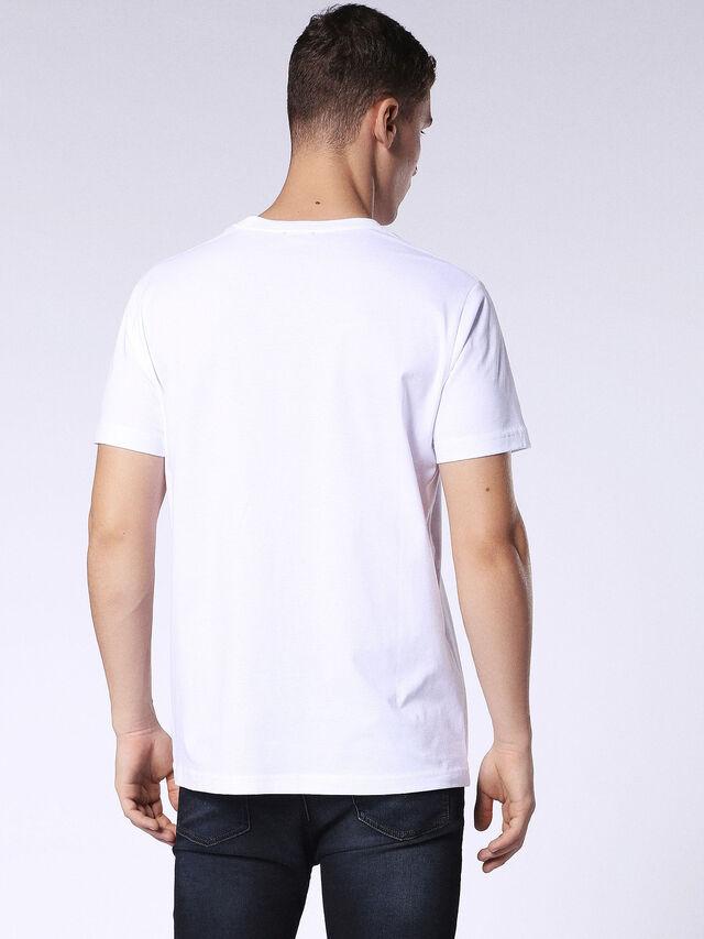 T-JOE-SB, White