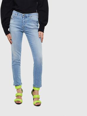 Babhila 0095D, Light Blue - Jeans
