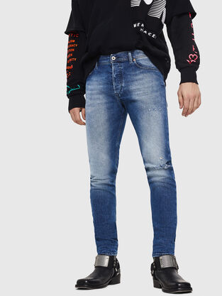 caa9e898 Mens Jeans: skinny, straight, bootcut | Go with pride · Diesel