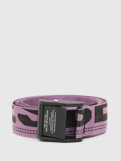 Diesel - B-MASER, Violet - Belts - Image 1