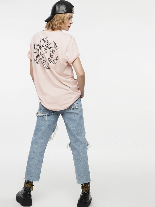 Diesel - T-DARIA, Face Powder - T-Shirts - Image 2