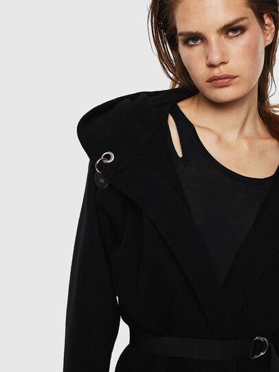 Diesel - M-LEI, Black - Jackets - Image 3