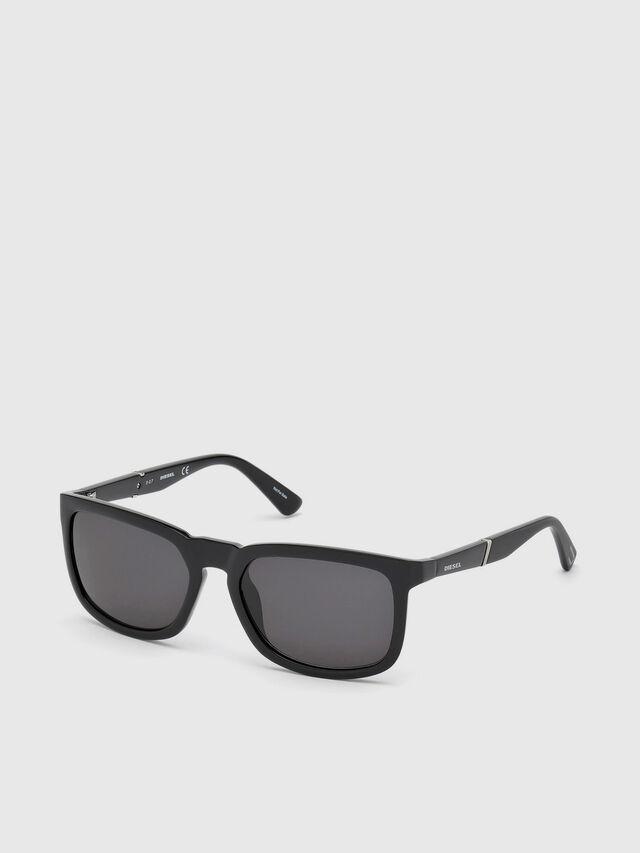Diesel - DL0262, Black - Eyewear - Image 2