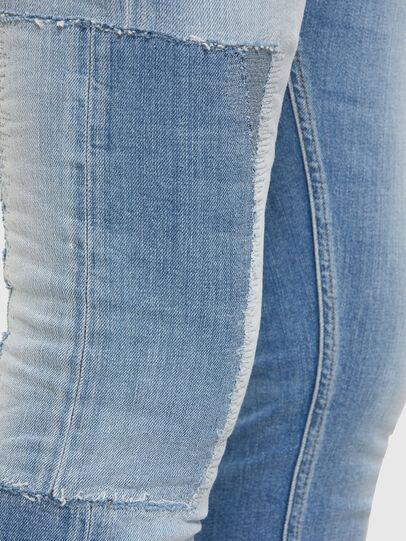 Diesel - Tepphar 009FJ, Light Blue - Jeans - Image 4