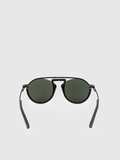 Diesel - DL0337, Black - Sunglasses - Image 4