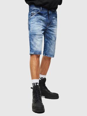 D-KROOSHORT-T, Medium blue - Shorts