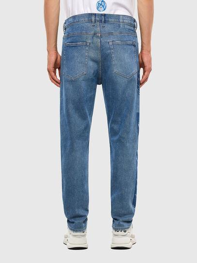 Diesel - D-Vider 009GD, Medium blue - Jeans - Image 2