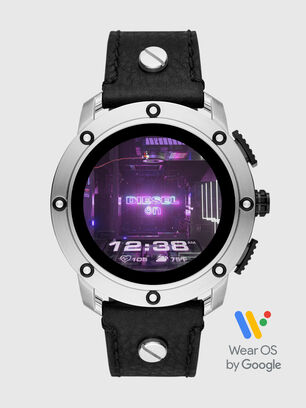DT2014, Black/Silver - Smartwatches
