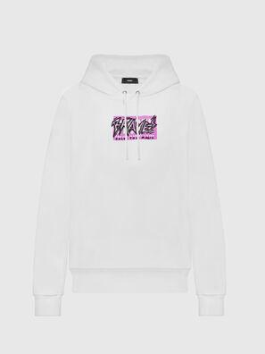 F-MAGDALENA-E1, White - Sweaters