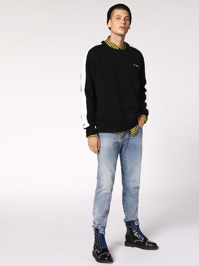 Diesel - S-MEGGY, Black - Sweaters - Image 6