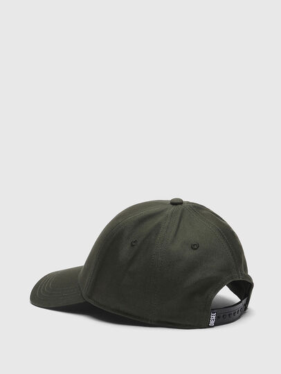 Diesel - CONDI-MAX-A, Military Green - Caps - Image 2