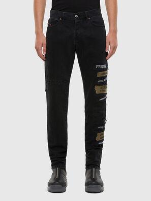 D-Kras 009KW, Dark Blue - Jeans