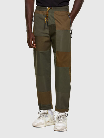 Diesel - P-HOR, Military Green - Pants - Image 1