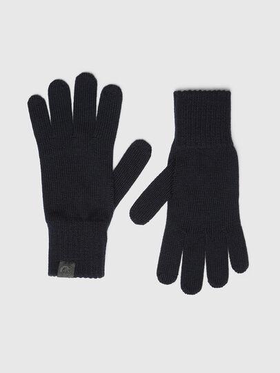 Diesel - K-TAB-B, Dark Blue - Gloves - Image 1