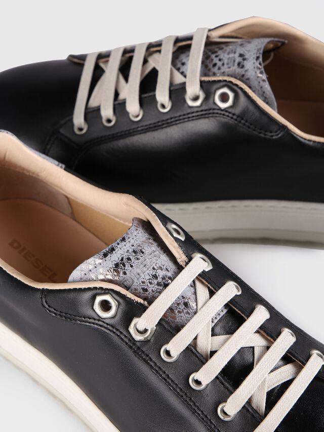 S- ANDYES W, Black/Grey