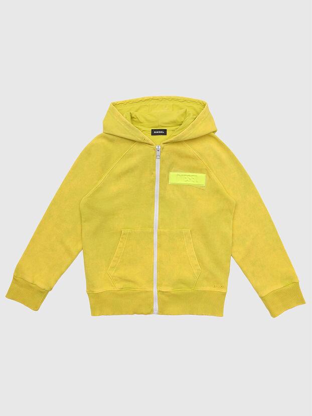 SGIMHOODZIP, Yellow - Sweaters