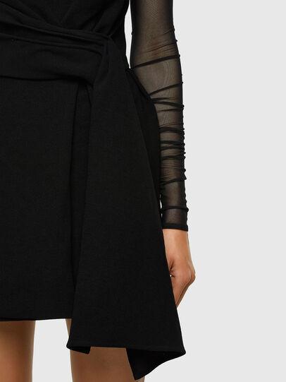 Diesel - D-DEVI, Black - Dresses - Image 3
