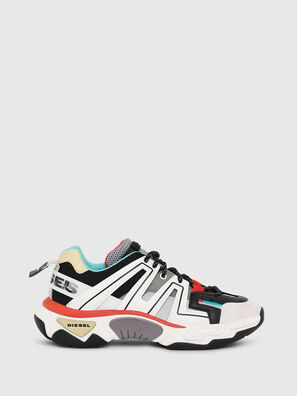 S-KIPPER LOW TREK, White - Sneakers