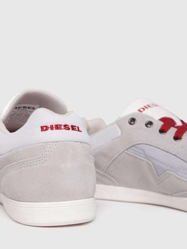Diesel - S-HAPPY LOW, Light Grey - Sneakers - Image 4