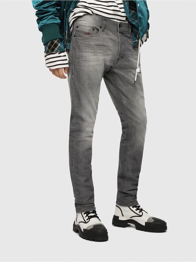 86ba3cabe93 TEPPHAR 084HP Men: Slim Light grey Jeans | Diesel