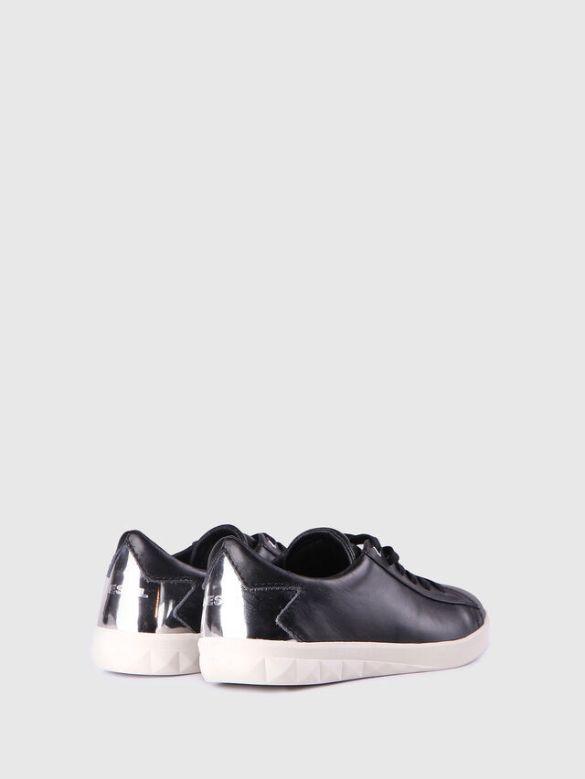 Diesel - S-OLSTICE LOW W, Black - Sneakers - Image 2