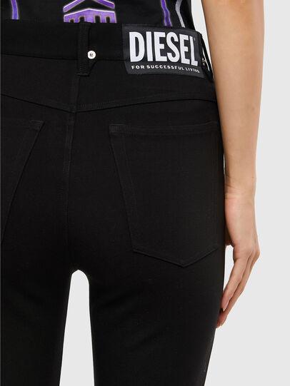 Diesel - P-CUPERY, Black - Pants - Image 4