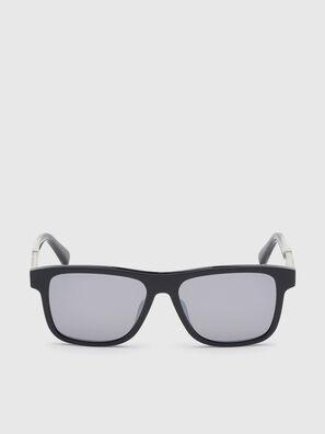 DL0279, Black/Yellow - Sunglasses
