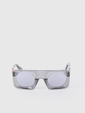 DL0292, Gray/Black - Sunglasses