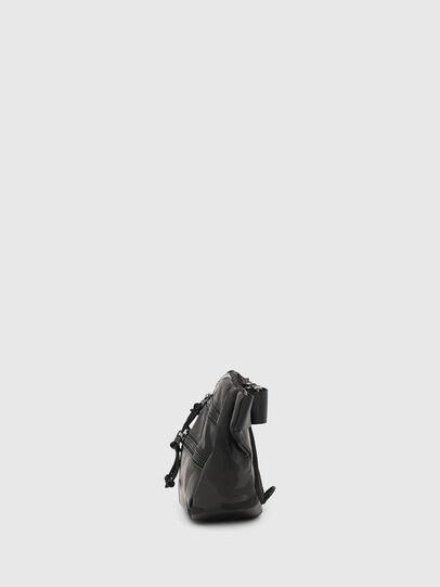 Diesel - F-URBHANITY BUMBAG, Black - Belt bags - Image 3