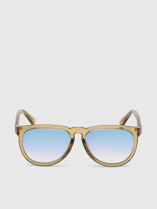 DL0272, Light Brown - Kid Eyewear