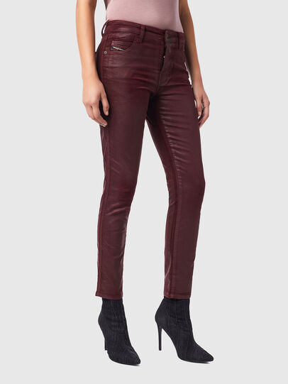 Diesel - Babhila 069XI, Red - Jeans - Image 6