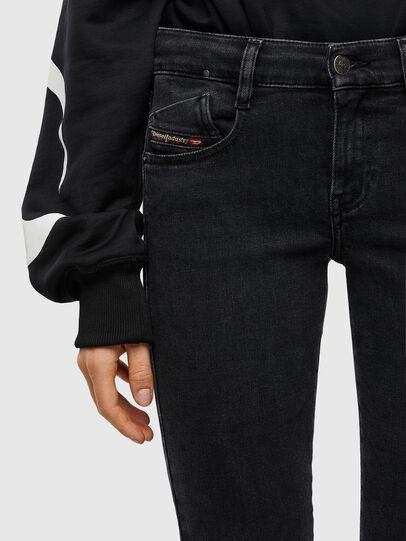 Diesel - D-Ebbey 0870G, Black/Dark grey - Jeans - Image 3