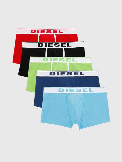 Diesel - UMBX-DAMIENFIVEPACK, Multicolor - Trunks - Image 1