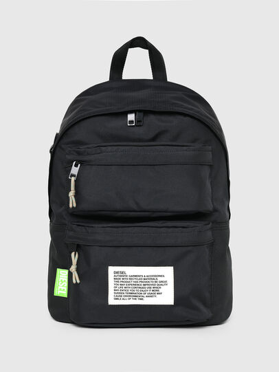 Diesel - RODYO FP, Black - Backpacks - Image 1