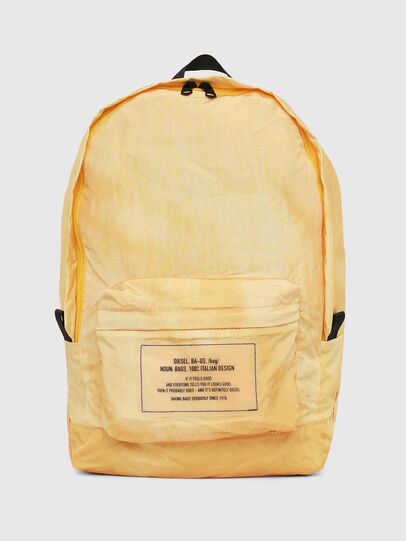 Diesel - BAPAK, Light Yellow - Backpacks - Image 1