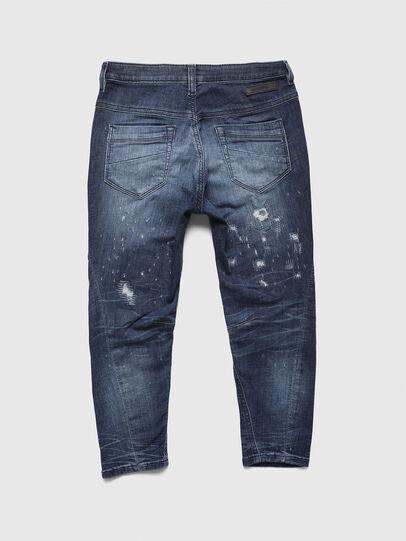 Diesel - FAYZA-J JOGGJEANS-N, Medium blue - Jeans - Image 2