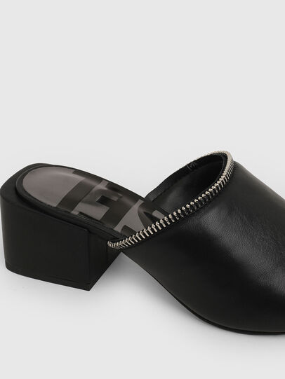 Diesel - SA-JAYNET SB, Black - Sandals - Image 4