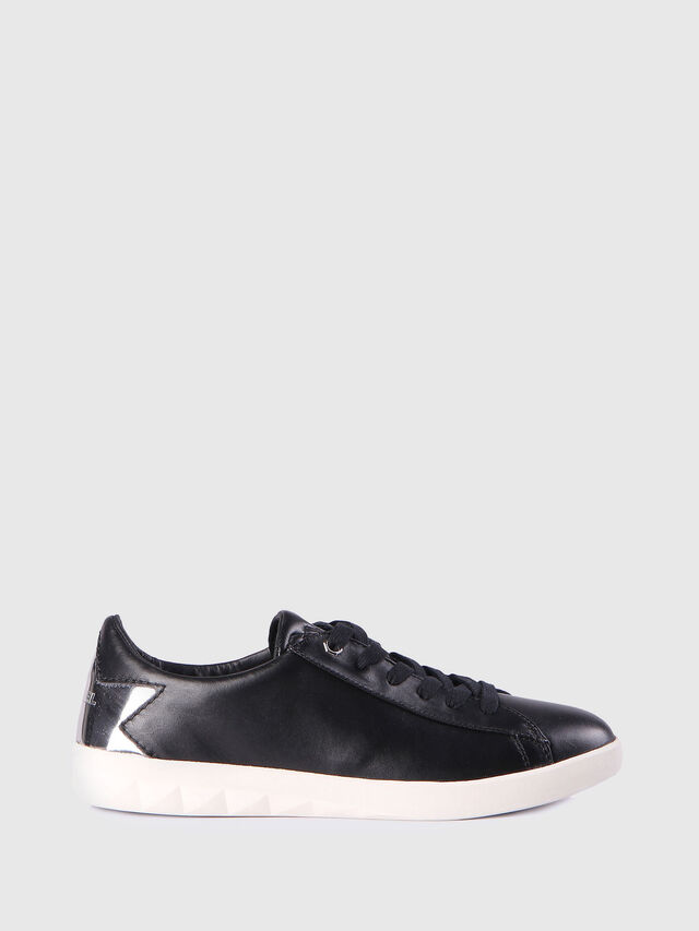 Diesel - S-OLSTICE LOW W, Black - Sneakers - Image 1