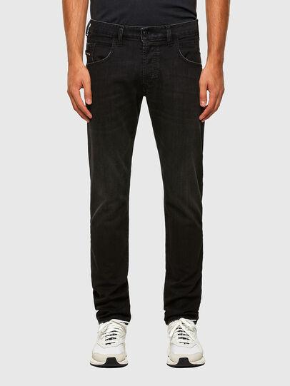 Diesel - D-Bazer 069PW, Black/Dark grey - Jeans - Image 1