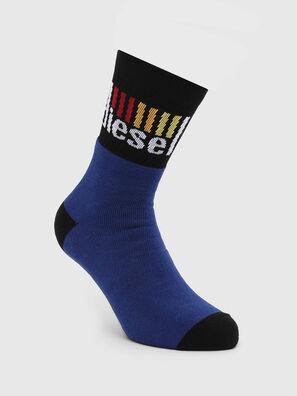 SKM-RAY, Blue/Black - Socks