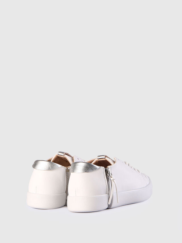 Diesel S-NENTISH LC W, White - Sneakers - Image 2